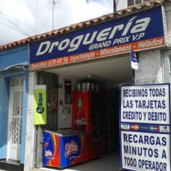 Droguería Gran Prix Villa del Prado  en Bogotá
