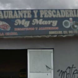 Restaurante y Pescadería My Mary en Bogotá