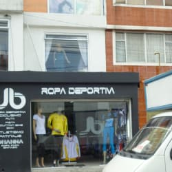 Ropa Deportiva JB en Bogotá