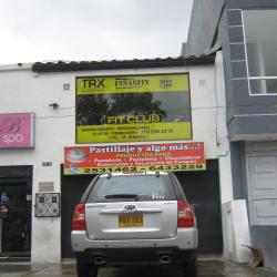 TRX Training Center en Bogotá