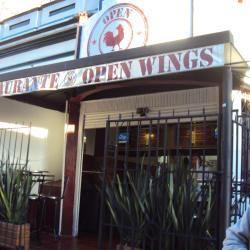 Restaurante Open Wings en Bogotá