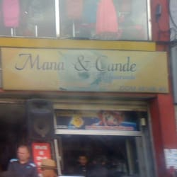 Mana y Cande en Bogotá