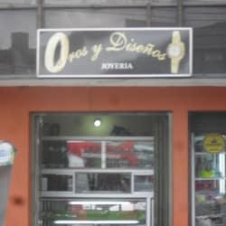 Oros y Diseños Joyería  en Bogotá