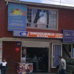 Droguería Royal en Bogotá