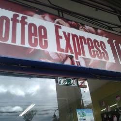 Coffee Express 103 en Bogotá