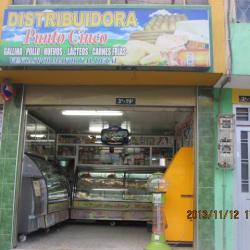 Distribuidora Punto Cinco en Bogotá