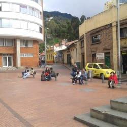 Plazuela La Pola en Bogotá