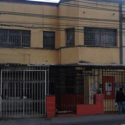 Kabala Teatro Sala Cultural en Bogotá