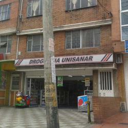 Droguería Unisanar la Alqueria  en Bogotá