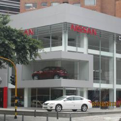 Nissan Calle 82 en Bogotá