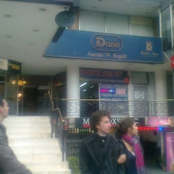 Hotel Dann 19 en Bogotá
