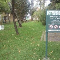Parque Andes 2 y 3 en Bogotá