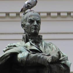 Monumento Camilo Torres en Bogotá