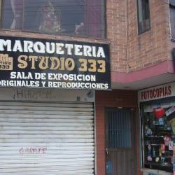 Marquetería Studio 333 en Bogotá