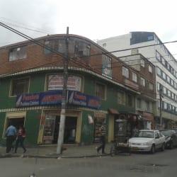 Panadería La Galaxia en Bogotá