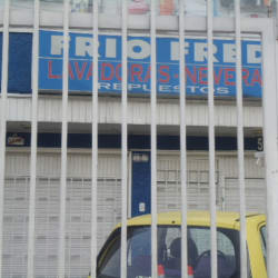 Frío Fred en Bogotá
