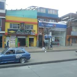 Banco de Bogotá Santa Lucía en Bogotá