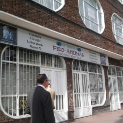 Veterinaria Pro-Animal en Bogotá