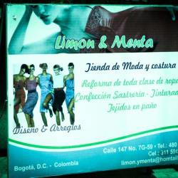 Limón y Menta en Bogotá