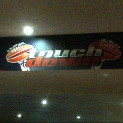 Touch Down Big Burger en Bogotá