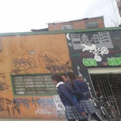 City Biker en Bogotá