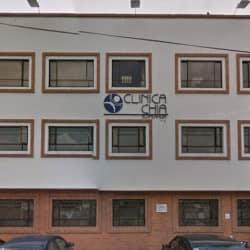Clínica Chía Calle 6 en Bogotá