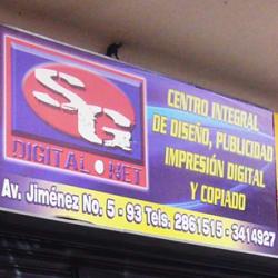 Digital.net SG en Bogotá