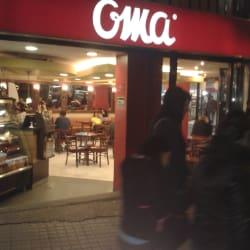 OMA Café Clínica Sabana en Bogotá