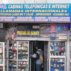 J y L Cabina Telefónica  en Bogotá