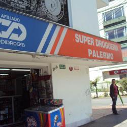 Super Droguería Palermo en Bogotá