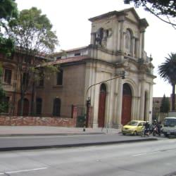 Iglesia San Antonio de Padua en Bogotá