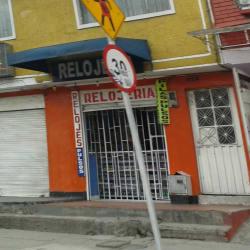 Relojería Carrera 79 en Bogotá