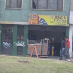 Delicias Lechona J J en Bogotá