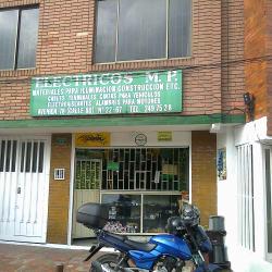 Eléctricos MP en Bogotá