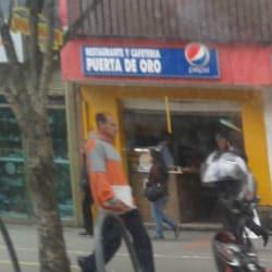 Restaurante y Cafetería Puerta de Oro en Bogotá