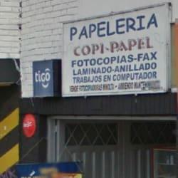 Papelería Copy Papel en Bogotá