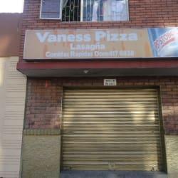 Vaness Pizza en Bogotá