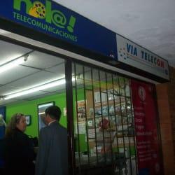 Vía Telecom en Bogotá