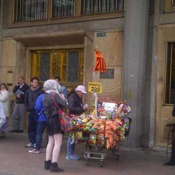 Minutos - Avenida Jiménez - Edificio El Tiempo en Bogotá