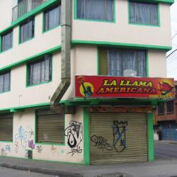 La Llama Americana en Bogotá