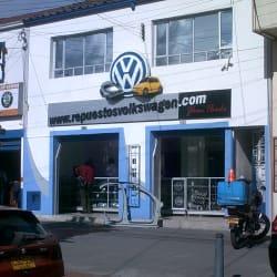 Repuestos Volkswagen en Bogotá
