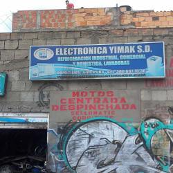 Electrónica Yimak S.D  en Bogotá