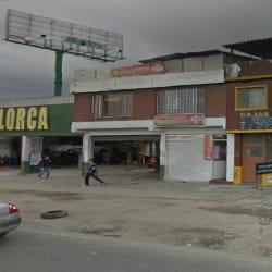 Veterinaria Carrera 72 con 12 en Bogotá