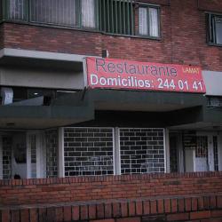 Restaurante Lamat en Bogotá