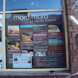 Restauranate Mora Mora La Candelaria en Bogotá