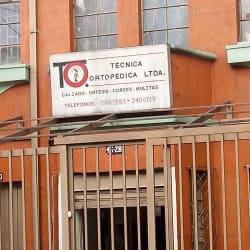 Técnica Ortopédica Ltda. en Bogotá