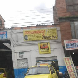 Tecni-Esparragos & Frenos D.M en Bogotá