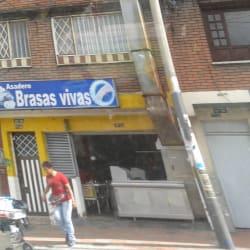 Asadero Brasas Vivas en Bogotá