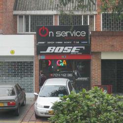 On Service Bose en Bogotá