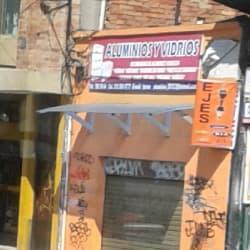 Aluminios y Vidrios Avenida Caracas con 42 en Bogotá
